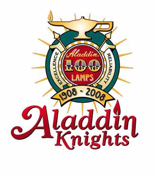 Aladdin Knights of the Mystic Light