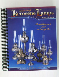 Center-draft Kerosene Lamps